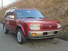 ラシーンタイプA フルタイム4WD CD 背面タイヤ