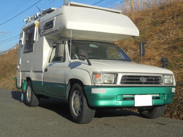 トヨタ 8ナンバー キャンピングカー NOx PM適合