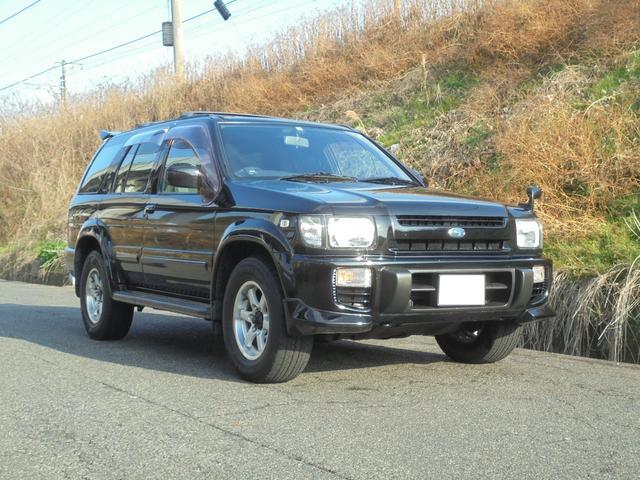 日産 RS-R リミテッド 4WD サンルーフ ETC