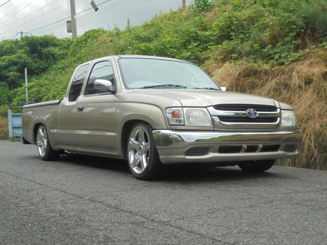 トヨタ エクストラキャブ NOx・PM適合 トノカバー 後輪エアサス