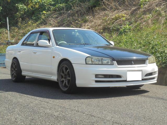 日産 GTスペシャルエディション SR20ターボ載替公認 ポンカム
