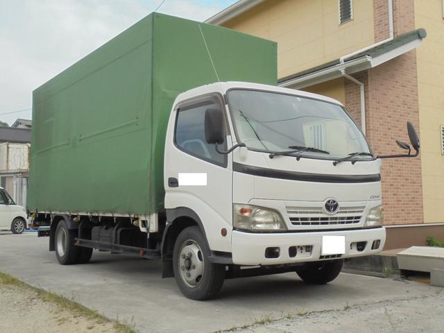トヨタ 幌車 NOx・PM適合 最大積載量2000kg