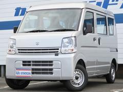エブリイPA 5MT ワンオーナー 届出済未使用車 保証付き