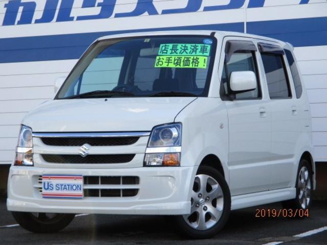 スズキ FX-Sリミテッド HIDセットオプション車