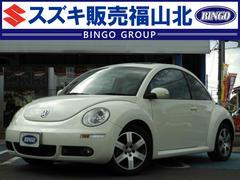 VW ニュービートルLZ 本革 サンルーフ ナビ ETC 右ハンドル