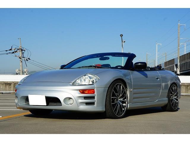 三菱 GTS 社外車高調、ブラックダイアモンド20AW