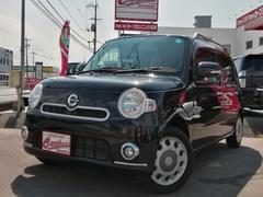ミラココアココアプラスX 軽自動車 ブラックマイカメタリック CVT