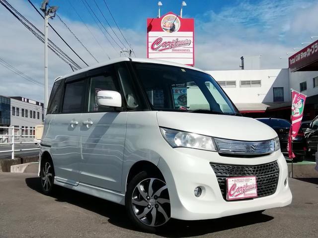 スズキ XS ナビ 軽自動車 ETC パールホワイト CVT AC