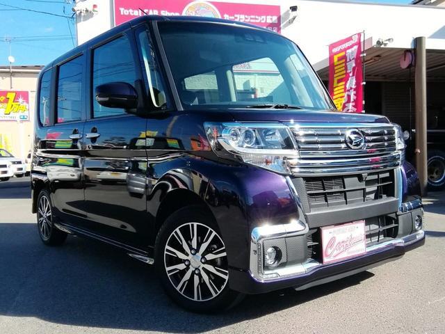 ダイハツ カスタムX トップエディションリミテッドSAIII 軽自動車