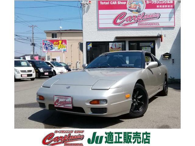 日産 タイプII 車高調 クリスタルテール クリスタルヘッドライト