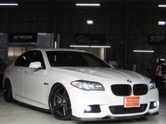 BMW523i 2Lターボ Mスポーツパッケージ車高調20インチ