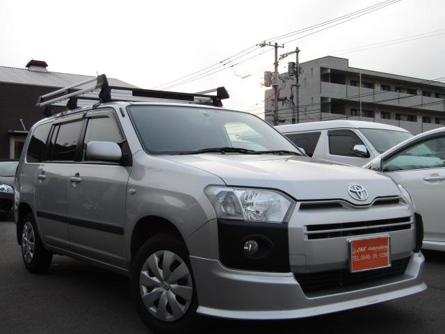 トヨタ TX 4WD 純正エアロ