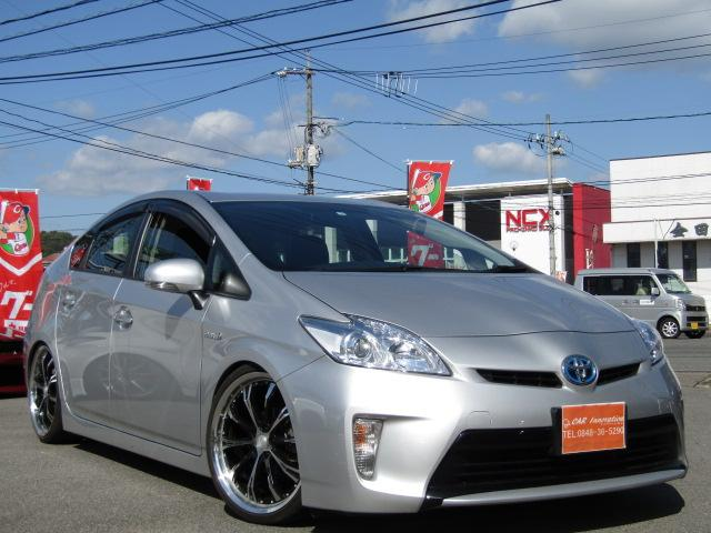 トヨタ L 新品車高調 LEDヘッドランプ 19インチ ナビTV ETC