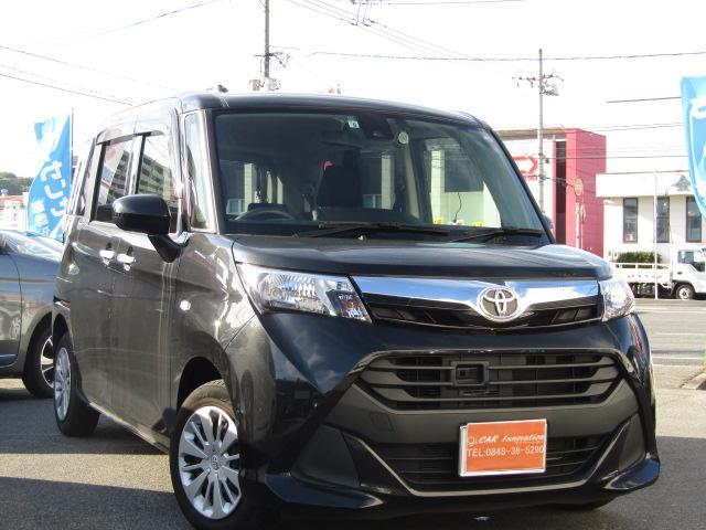 トヨタ タンク X S スマートアシスト スマートキー プッシュスタート ナビTV Bluetooth Bカメラ ETC PWスライドドア