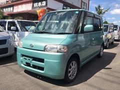 タントX ナビ 軽自動車 ETC ライトグリーンメタリックオパール