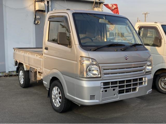 スズキ KCエアコン・パワステ 軽トラック アルミホイール エアコン パワーステアリング