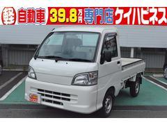 ハイゼットトラックスペシャル3開放 4WD  エアコン ラジオ