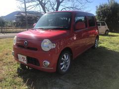 ミラココアココアX 軽自動車 シャイニングレッド CVT AC