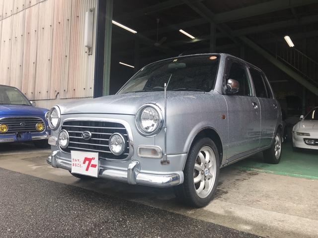 ダイハツ ジーノ 5MT 軽自動車