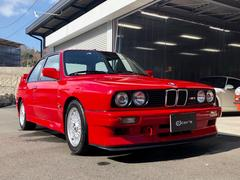BMWM3 希少色シナバレッド 正規ディーラー車