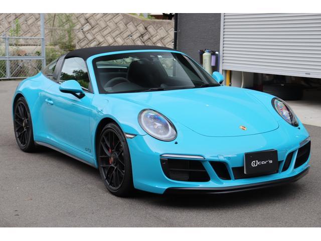 ポルシェ 911 911タルガ4GTS GTSインテリア BOSE