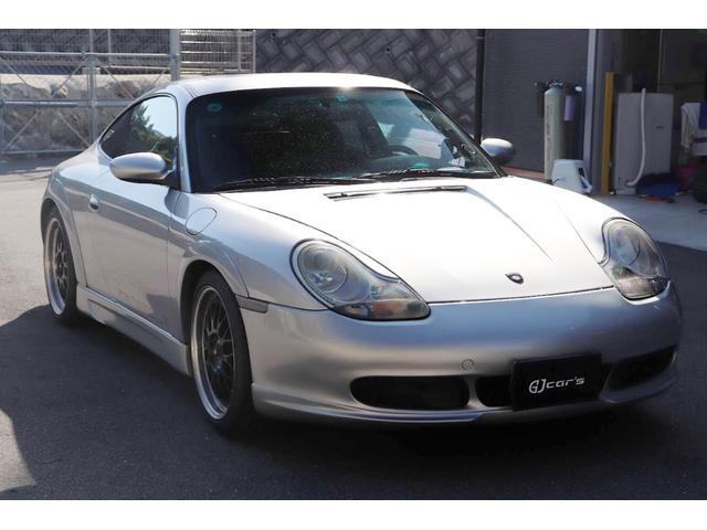 ポルシェ 911 911カレラ 正規ディーラー車 ゲンバラ仕様