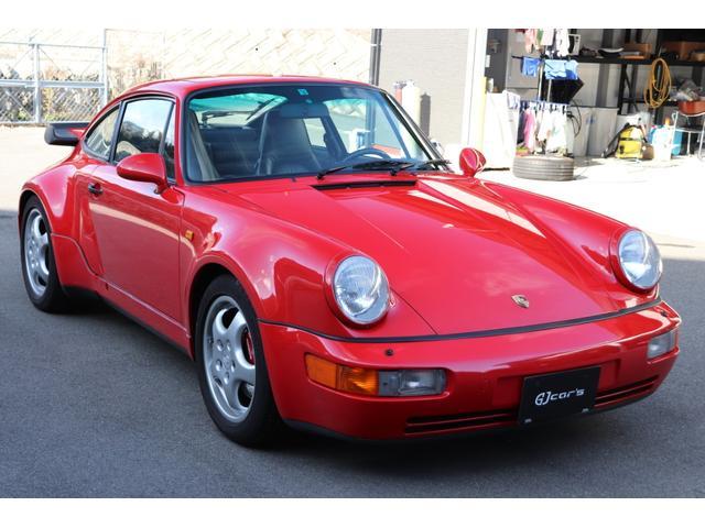 ポルシェ 911ターボ 新車並行車 ヨーロッパ物 後期モデル