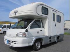 ライトエーストラックキャンピング 常設2段ベッド ソーラー