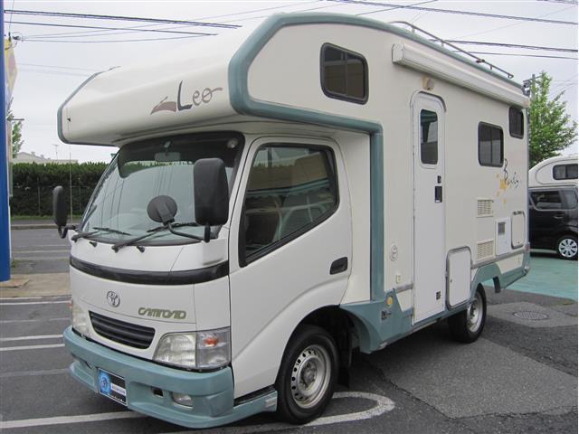トヨタ バンテック レオバンクス 常設2段ベッド