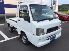 サンバートラックTB 4WD エアコン パワステ付 5MT Goo鑑定付
