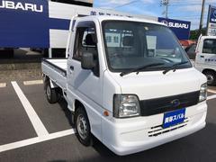 サンバートラックTC 4WD エアコン パワステ CDチュウナー付