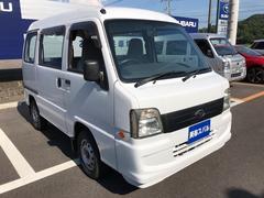 サンバーバンVB 4WD 5MT エアコン パワステ付