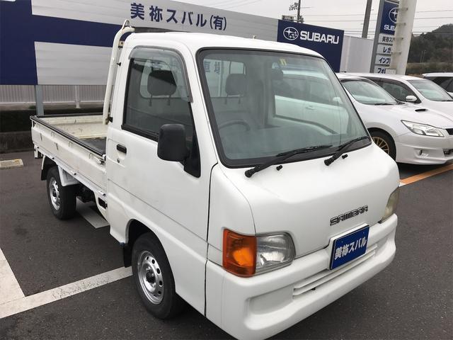 スバル TB 4WD 5MT エアコン トラックキット付