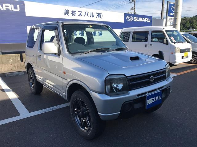 スズキ XG 4WD エアコン パワステ付 キーレスエントリー 16インチアルミ