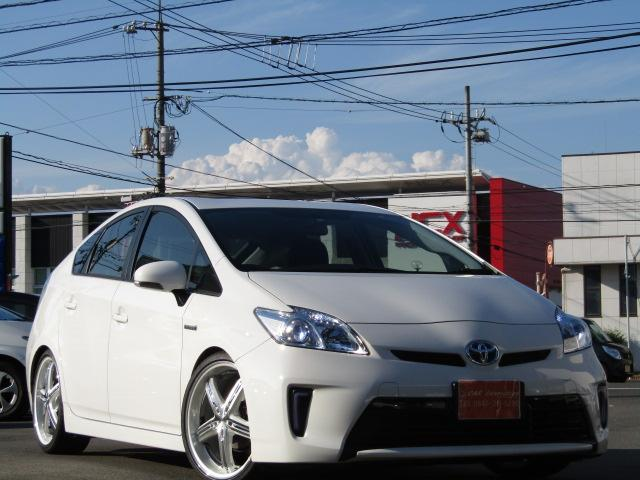 トヨタ L新品車高調新品9型ナビ新品19インチ新品タイヤ新品ハンドル