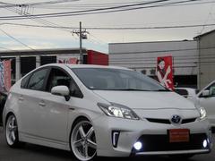 プリウスS新品車高調新品19インチ新品LEDデイライトウィンカー