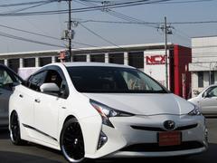 プリウスS新品車高調新品19インチ新品コンビハンドルSDナビETC