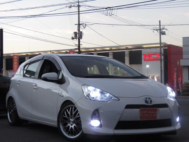 トヨタ L新品車高調新品17インチ新品LEDライト新品LEDフォグ
