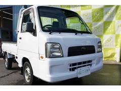 サンバートラックTC 4WD 5MT エアコン 三方開 カセット