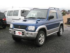 パジェロミニV キーレス 15インチアルミホイール 4WD 5MT