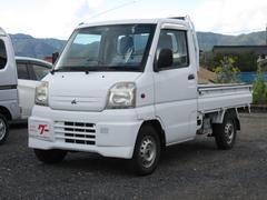 ミニキャブトラックベースグレード 5速マニュアル 軽トラ 軽自動車