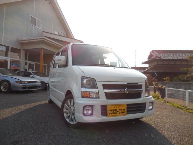スズキ RR-Sリミテッド キーレス CDオーディオ ベンチシート