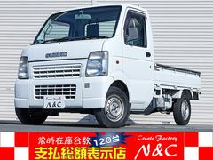 キャリイトラックKU 5MT 軽自動車 軽トラック