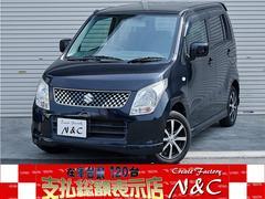 ワゴンRFXリミテッド 社外アルミ 軽自動車 全国対応1年保証
