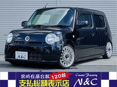 ミラココアココアL 車高調 16インチ 社外アクスル 全国1年保証