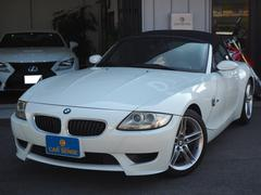 BMW Z4Mロードスター 6MT 電動オープン キーレス ディーラー車