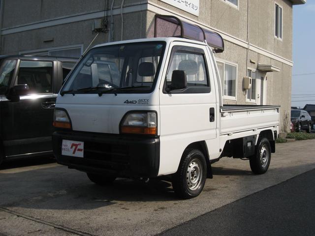 ホンダ アクティトラック SDX 4WD 5MT (検30.3)