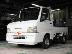 サンバートラックTB 4WD 5MT エアコン パワステ CD USB