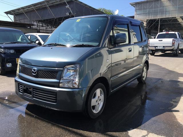 マツダ FX 4WD シートヒーター キーレス 盗難防止システム