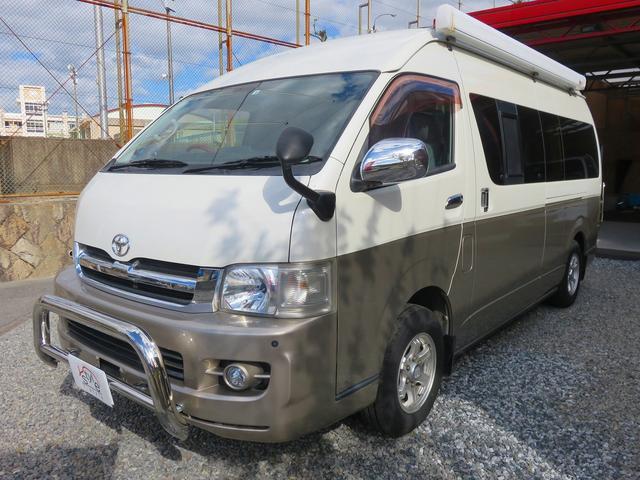 トヨタ 4WD LSD付 AtoZアメリア2 FF サイドオーニング